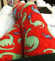 Dinosaur leggings!! Join my FB group for LuLaRoe buttery soft leggings and dresses https://www.facebook.com/groups/881735661924471/