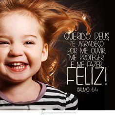 Deus eu te amo!
