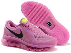 Speciaal Voor Jou Goedkope Nike Air Max 2014 Zwarte Running Schoenen Roze Online, Koop Duurzame Nike Air Max 90 Vrouwen Schoenen