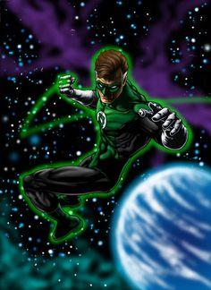 Green Lantern~Hal Jordan