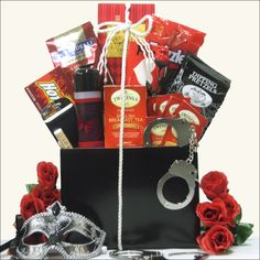 Fifty Shades Of Grey Valentines Gifts