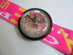 Pop SWATCH..I used to have one!