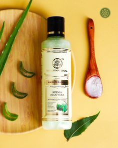 Introducing to you the much-loved, immemorial collection of Neem & Aloe Vera Hair Cleanser. Khadi Natural™ Neem & Aloe Vera Hair Cleanser is filled with the goodness of purifying neem and healing Aloe Vera extracts that forms an excellent amalgamation for nourished and cleansed hair. With regular use of this Hair Cleanser it will help to soften your hair and provide more lustre by making the roots strong. Neem Oil helps in removing bacteria from scalp to avoid further infections. Hair Cleanser, Moisturizer, Aloe Vera For Hair, Neem Oil, Moisturize Hair, Fall Hair, Roots, Herbalism, Shampoo