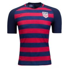 The Premier Online Soccer Shop. Gear up for 2018 FIFA World Cup Russia Shop a huge selection of authentic and official soccer jerseys, soccer cleats, balls and apparel from top brands, soccer clubs & teams Usa Soccer Team, Soccer Logo, Soccer Kits, Soccer Jerseys, Football Kits, Sports Uniforms, Sports Shirts, Camisa Nike, Sport Shirt Design