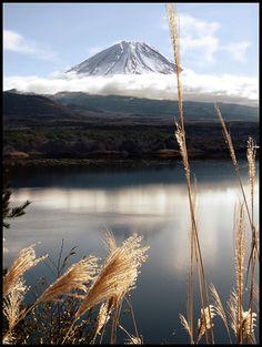 Mt. Fuji , Japan via Flickr