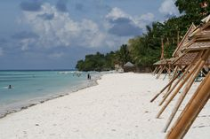 Anda, Bohol, Philippines. There are many beautiful beaches in the Philippines!