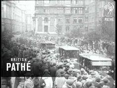 Lord Louis Mountbatten And Edwina Cynthia Annette Ashley Aka The Wedding Of The Season (1922) - YouTube