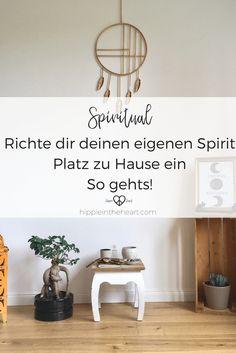Richte Dir Deinen Eigenen Spirit Platz Zu Hause Ein Mit Soul Zen.  Spiritualität Im Alltag