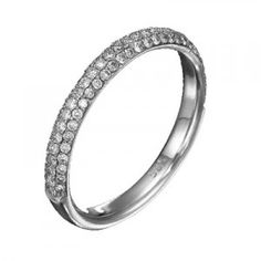 1 carat diamond wedding band wedding ring on 10k white gold - Affordable Diamond Wedding Rings