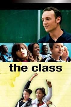 LOVED this. Probably the most realistic movie about school I've ever seen. (The main character really is a teacher, and he wrote the book upon which the movie is based.)