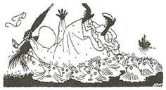 Tove Jansson, Helsinki, Children's Books, Picasso, Journal Ideas, Troll, Finland, Concept Art, Moose Art