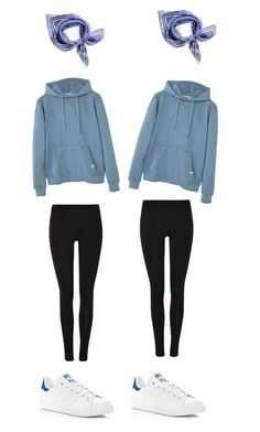 """""""Lisa and Lena"""" by whitney555 ❤ liked on Polyvore featuring beauty, MANGO, Rebecca Minkoff, adidas and dance"""