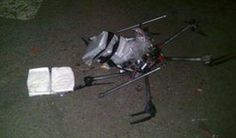 Mexican drug delivery by drone, Amazon is so far behind!