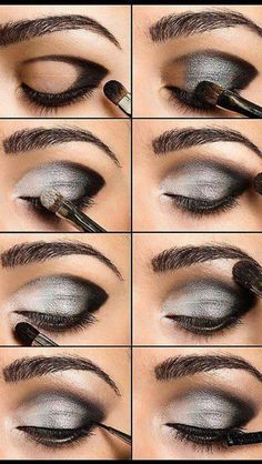 Some Wonderful DIY Eye Makeup