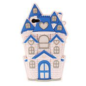 3d pink fairy princess castle silikon myk ves... – NOK kr. 78