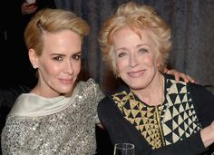 Sarah Paulson Confirms Romance With Holland Taylor, Says She's 'In Love'