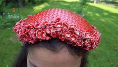 4 Colour Ways! Vintage 1940s//50s Bavarian Hat Buttons