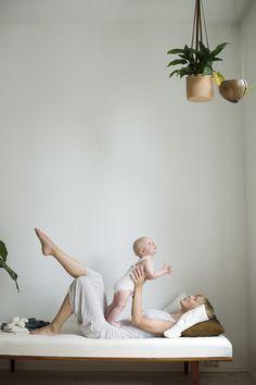 Vintage romper by MInistrikk Anne, Bed Ideas, Daybed, Dream Life, Nursery, Rompers, Children, Inspiration, Vintage