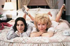 """Debra Winger y Shirley MacLaine en """"La fuerza del cariño"""", 1983"""