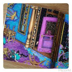 Encantador esse colorido!!! Wonderful!!! Post by…
