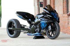 Nasty gsxr 1000 grudge bike