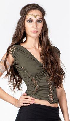 Топик в бохо стиле с авторским плетением. Boho style top. http://indiastyle.ru/products/topik-iskusnoe-pletenie 1020 рублей