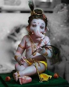 Image may contain: 1 person happy Jai Ganesh, Ganesh Idol, Ganesh Lord, Ganesh Statue, Shree Ganesh, Lord Shiva, Shri Ganesh Images, Ganesha Pictures, Lord Murugan Wallpapers