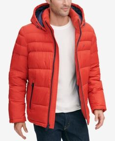 8a703f5c4fd2cd Tommy Hilfiger Men s Quilted Puffer Jacket