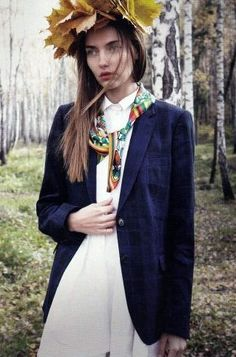 11 Friends of Vogue by Yelena Yemchuk for Vogue Ukraine