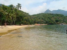 Praia Abraãozinho (Ilha Grande), Angra dos Reis (RJ)