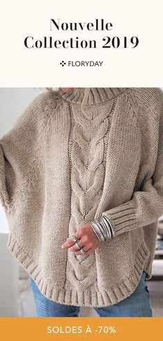 Buy Sweaters, Online Shop, Women's Fashion Sweaters for Sale Free Knitting, Baby Knitting, Sweater Shirt, Pullover Sweaters, Plaid Vest, Knitting Designs, Moment, Knitwear, Cool Style