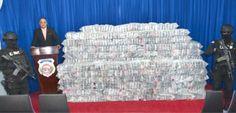 Agencias antidrogas se incautan en casi 5 años más de 60 mil kilos narcóticos