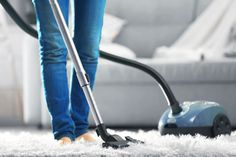Find Woman Cleaning Carpet Vacuum Cleaner Living stock images in HD and millions of other royalty-free stock photos, illustrations and vectors in the Shutterstock collection. Housekeeping Schedule, Good Housekeeping, Cleaning Master, Konmari, Pantry Organization, Handmade Home, How To Clean Carpet, Household, Home Appliances