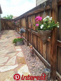 Decorating Ideas for Patio Fences – The Patio is the perfect place for the family to relax and unwind after a long day. ideas for small yards √ 27 The Best Decorating Ideas for Patio Fences in 2019 - Trumtin Patio Fence, Backyard Privacy, Small Backyard Landscaping, Backyard Fences, Landscaping Ideas, Farm Fence, Patio Ideas, Fence Planters, Fenced In Backyard Ideas