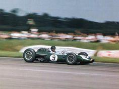 Dan Gurney, Brabham, Silverstone - 1963.