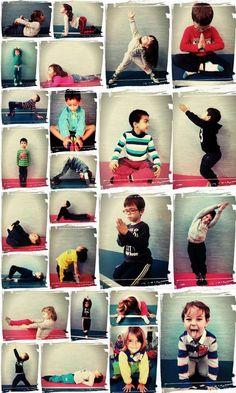 No todas las posturas de Yoga son adecuadas para realizar con los niños/as. Hay asanas que requieren de una mayor destreza y es necesario ...