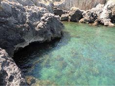 Il #mare di #Ansedonia (#Orbetello) - #Maremma - #Tuscany - #Italy