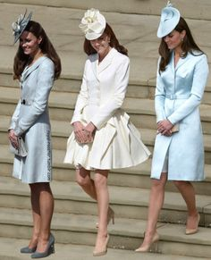 royal roaster: Order Of The Garter Ceremony-Duchess of Cambridge and 2014 (she missed 2013 due to her first pregnancy) Kate Middleton Outfits, Looks Kate Middleton, Kate Middleton Mode, Estilo Kate Middleton, Kate Middleton Prince William, Princess Katherine, Royal Princess, Princesa Real, Princesa Kate Middleton