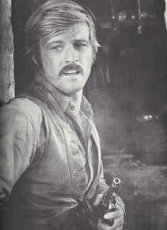 Robert Redford (I love this poster still 40+ years later)