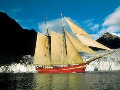 Arctic sailing voyages, Spitsbergen