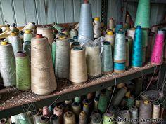 Childrens Clothing Factory - Matthew Christopher Murrays Abandoned America