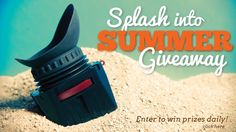 Zacuto doing their annual Summer giveaway. Some great stuff if you're a film fiend.