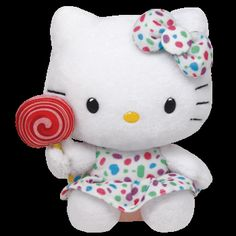 Ty Store - Hello Kitty  lollipop