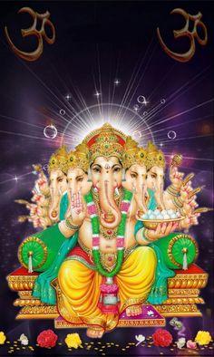 Jai Ganesh, Ganesh Lord, Shree Ganesh, Ganesha Art, Lord Krishna, Shiva, Ganesha Pictures, Ganesh Images, Lord Murugan Wallpapers