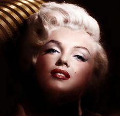 Marilyn Monroe on Flickr.
