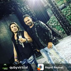 VR Producer @bobbybeebob and Alex from @eyeora giving their 360 camera a run on the #Madonna #RebelHeart #Tour #stage!! Watch out for some cool footage with #drummer #BrianFrasierMoore @bfm22 ... Coming soon!! . @evivoo_ #qubyvirtual #virtualreality augmentedreality #ar #360camera #VR #content #production #portal #PPV #VarPort #Beebob360 #cylindrical #spherical #panorama by alex_onfire_ - Shop VR at VirtualRealityDen.com
