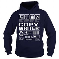 Awesome Tee For Copy Writer T Shirts, Hoodies. Get it now ==► https://www.sunfrog.com/LifeStyle/Awesome-Tee-For-Copy-Writer-92386964-Navy-Blue-Hoodie.html?57074 $36.99