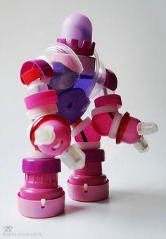 bottlecap-robot
