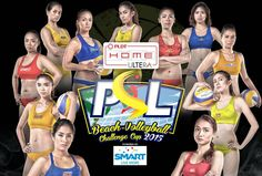 Hottest Female Players at the PSL Beach Volleyball Challenge Cup 2015