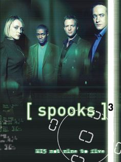 Spooks - thrilling 10 series - best of British http://en.wikipedia.org/wiki/Spooks